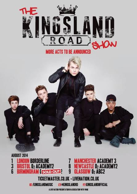 kingsland road tour dates